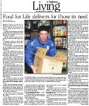 Food for Life delivers for those in need