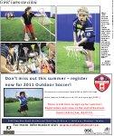 Girls' lacrosse clinic