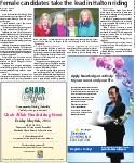 Female candidates take lead in Halton riding
