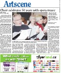 Choir celebrates 50 years with opera music