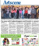 Fly away with barbershoppers and friends in concert