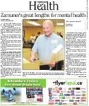 Zamuner's great lengths for mental health