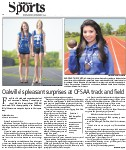 Oakville's pleasant surprises at OFSAA track and Field