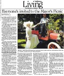Everyone's invited to the Mayor's Picnic