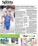 Setbacks behind Oakville triathlete, rivals now have to keep up with Jones