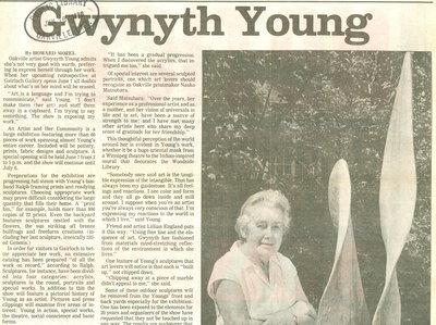 Gwynyth Young