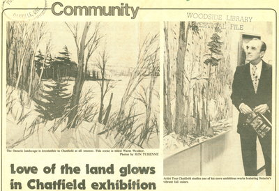 Love of the land glows in Chatfield exhibition