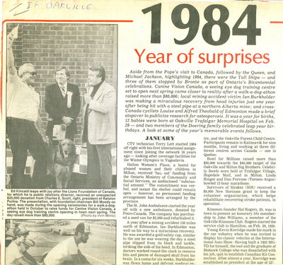 1984: Year of surprises