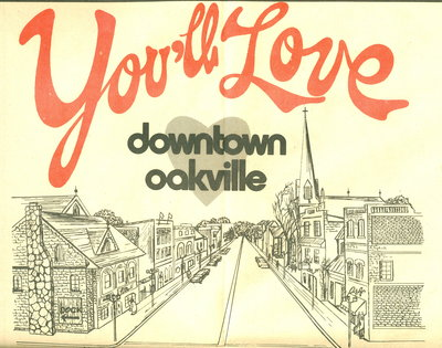 You'll love downtown Oakville