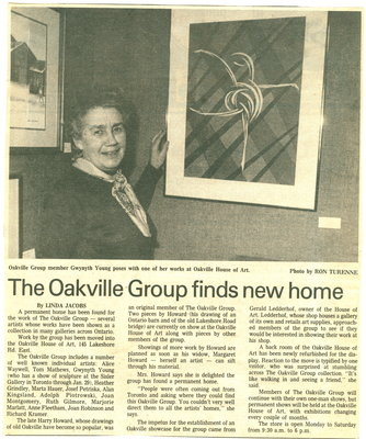 The Oakville Group finds new home