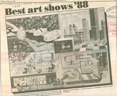 Best art shows of '88