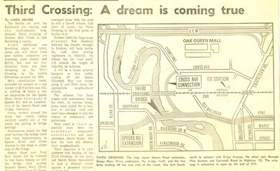 Third crossing: A dream is coming true