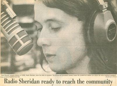 Radio Sheridan ready to reach the community