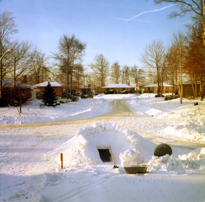 Blanchard Family - Pete's Last Igloo