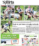 Rivals to join forces at rugby nationals