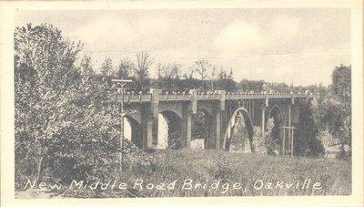 New Middle Road Bridge