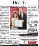 Courtney honoured by Veterans Affairs