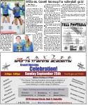Williams,Gorrell team up for Volleyball gold.