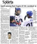 Fanelli entering final chapter of OHL comeback try