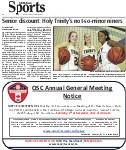 Senior discount: Holy Trinity's not-so-minor niners