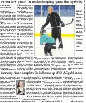 Former NHL great Orr makes keeping game fun a priority