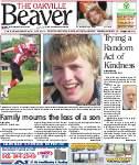Oakville Beaver2 Nov 2011