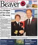 Oakville Beaver10 Nov 2011