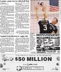 Aquinas grounded in volleyball final