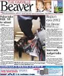 Oakville Beaver25 Nov 2011