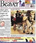 Oakville Beaver1 Dec 2011