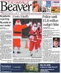 Oakville Beaver8 Dec 2011