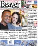 Oakville Beaver15 Dec 2011