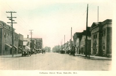 Colborne Street West, Oakville