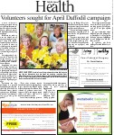 Volunteers sought for April Daffodil campaign