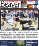 Oakville Beaver10 May 2012