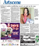 Library worker publishes novel, second on its way