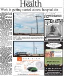 Work is getting started at new hospital site