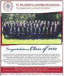 St. Mildred's-Lightbourn School: congratulations class of 2012