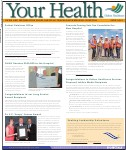 Your health Halton Healthcare June 2012