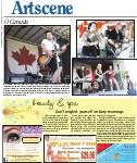 O Canada: celebrating with music