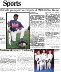 Oakville youngster to compete at MLB All-Star Game