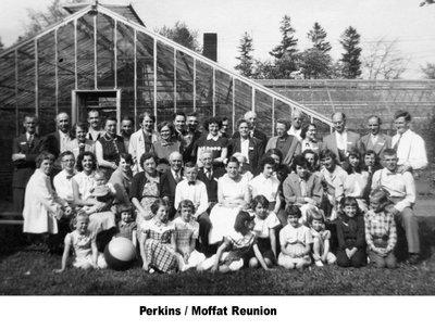 Perkins / Moffat Reunion