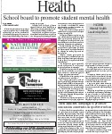School board to promote student mental health