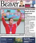 Van Koeverden proud of silver win