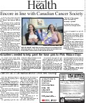 Encore in line with Canadian Cancer Society