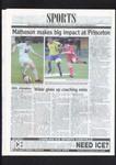 Matheson makes big impact at Princeton