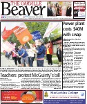 Teachers protest McGuinty's bill