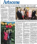 Stars among us awarded by Oakville Arts Council