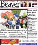 Oakville Beaver26 Sep 2012