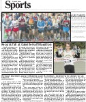 Records fall at Oakville Half Marathon: no time to hesitate